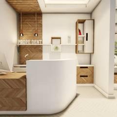 محلات تجارية تنفيذ Vortice Arquitetura