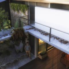منزل سلبي تنفيذ Rr+a  bureau de arquitectos