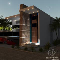 Houses by Eduardo Zamora arquitectos