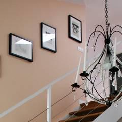Vivienda Adosada: Escaleras de estilo  de Gala Feng Shui Interiorismo
