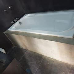 remodelacion baño estilo industrial: Baños de estilo  por Arqmad, Industrial