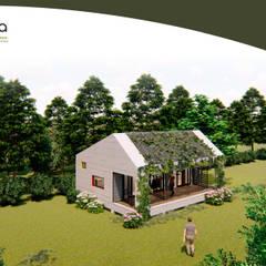 منزل جاهز للتركيب تنفيذ Rr+a  bureau de arquitectos