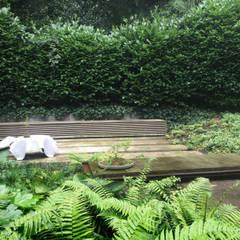 Bostuin:  Tuin door Andrew van Egmond (ontwerp van tuin en landschap)