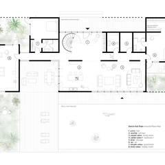 Slash Architects – Akçakoca Haftasonu Evi:  tarz Zeminler