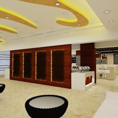 RCC Plaza:  Hotels by ARC INDUSTRIES Interior Design