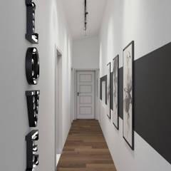 Corridor, hallway by PRODİJİ DİZAYN