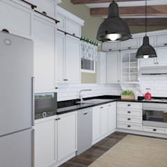Kitchen units by PRODİJİ DİZAYN
