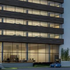 Office buildings by camargo arquitectos