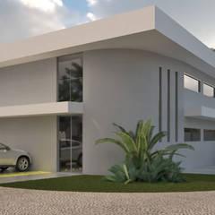 عيادات طبية تنفيذ ALESSANDRA  NAHAS arquitetura
