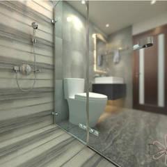 Bathroom:  Bathroom by DESIGNIT