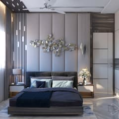 Son's Room:  Small bedroom by DESIGNIT
