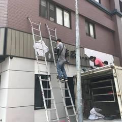 Commercial Spaces by 新綠境實業有限公司