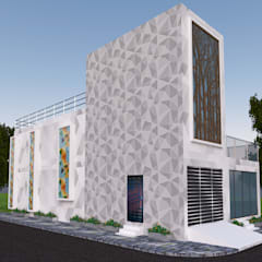 :  Small houses by Gurooji Designs