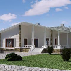 Mımarıf Archıtecture – Villa:  tarz Müstakil ev