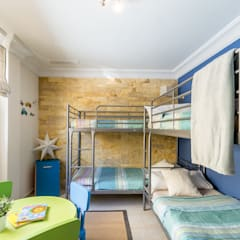 mediterranean Nursery/kid's room by Home & Haus | Home Staging & Fotografía