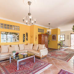 Salón: Salones de estilo  de Home & Haus | Home Staging & Fotografía