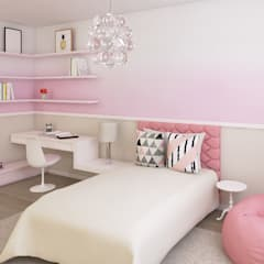 Nursery/kid's room by Ana Andrade - Design de Interiores