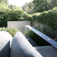 Dijktuin Amsterdam:  Tuin door Andrew van Egmond (ontwerp van tuin en landschap)