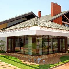 Facade:  Villas by Kembhavi Architecture Foundation