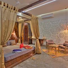 Dormitorios de estilo  por Vinyaasa Architecture & Design