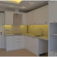 Built-in kitchens by Bünyamin Erdemir Tasarım ve Uygulama