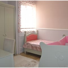 Girls Bedroom by Bünyamin Erdemir Tasarım ve Uygulama