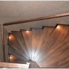 Cầu thang by Bünyamin Erdemir Tasarım ve Uygulama