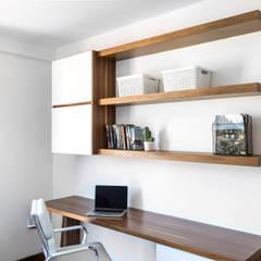 Diseño Integral Obra Bonifacio: Estudios y oficinas de estilo  por Bhavana