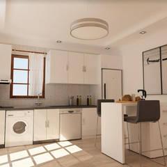 Small kitchens by kübra meltem doğan