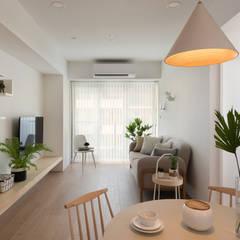 اتاق نشیمن by 寓子設計
