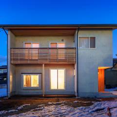 HouseY3: 一級建築士事務所 ima建築設計室が手掛けた家です。