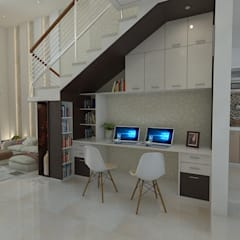 Study/office by Arsitekpedia