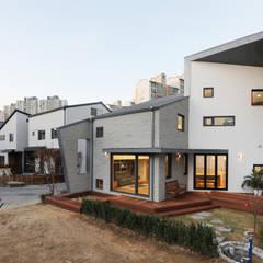 木屋 by 주택설계전문 디자인그룹 홈스타일토토