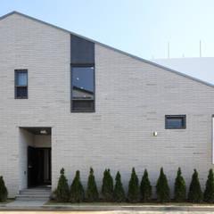Nhà gỗ by 주택설계전문 디자인그룹 홈스타일토토