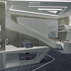 Office buildings by Sweden studio