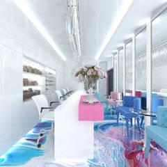 Spa by Студия дизайна интерьера Руслана и Марии Грин