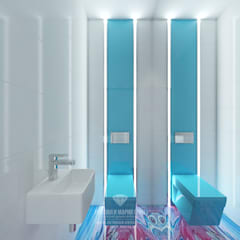 Projekty,  Spa zaprojektowane przez Студия дизайна интерьера Руслана и Марии Грин