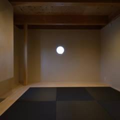من 風景のある家.LLC أسيوي خشب Wood effect