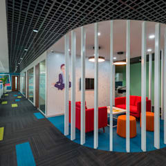 ABW (Activity Based Seating):  Offices & stores by Zyeta