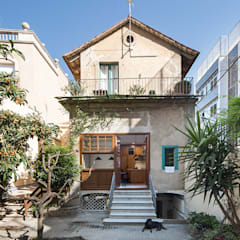 AlbertBrito Arquitectura의  일세대용 주택