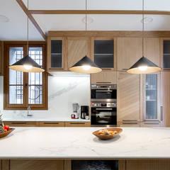 Einbauküche von AlbertBrito Arquitectura