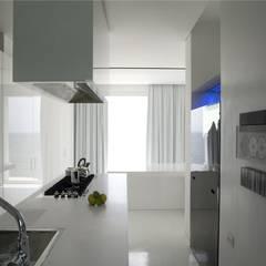 giovanni francesco frascino architetto Minimalist kitchen