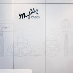 Mußler Killesberg:  Ladenflächen von DITTEL ARCHITEKTEN GMBH