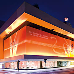 Shopping Centres by DITTEL ARCHITEKTEN GMBH