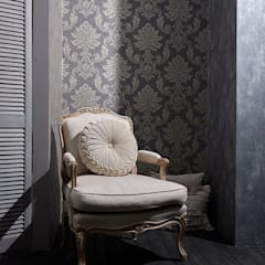 Oficinas y Comercios de estilo  por Anastasia Reicher Interior Design & Decoration in Wien, Rural