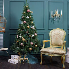 Oficinas y Comercios de estilo  por Anastasia Reicher Interior Design & Decoration