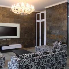 Living room by Sweden studio