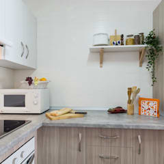 Small-kitchens by Home & Haus | Home Staging & Fotografía