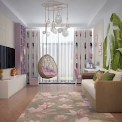 Girls Bedroom by Инна Азорская,