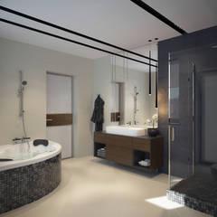Bathroom by Инна Азорская